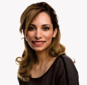 Dr. Mahsa Farshchi family and cosmetic dentist